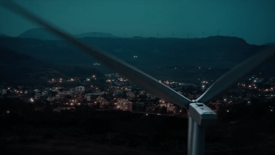 GE - Windfarm /// {Music Licensing}