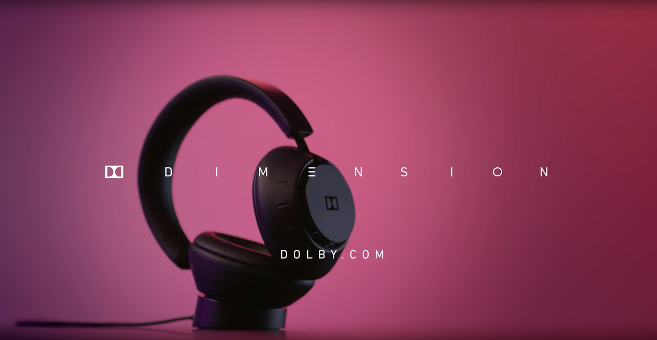 Dolby - Dimension