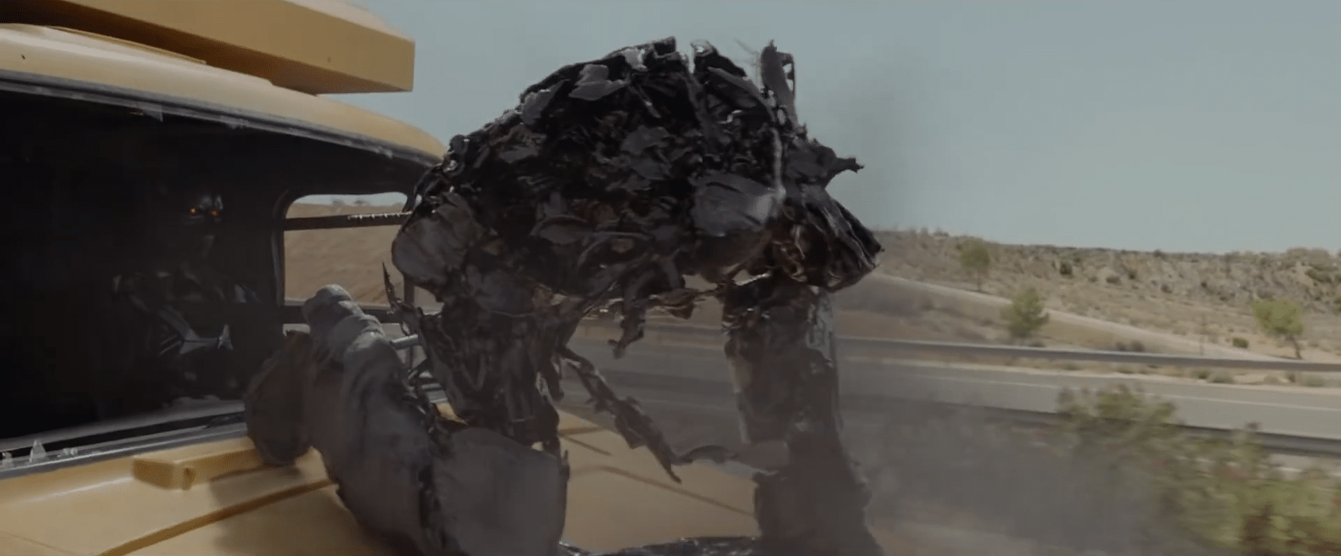 Terminator: Dark Fate - Official Trailer /// {Bjork cover}